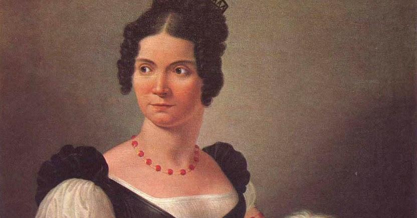 Risultati immagini per 24 giugno 1781: nasce a Siena Quirina Mocenni