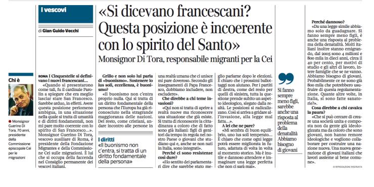 francescani cds